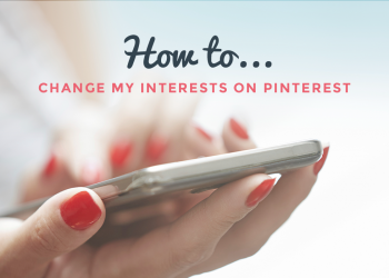 How To Pinterest Interests