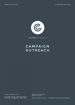 Campaign Outreach Process
