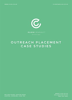 Outreach Case Studies - Click Consult