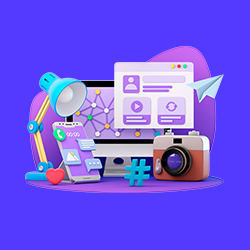 Search and Digital Marketing Trends Infographic 2021