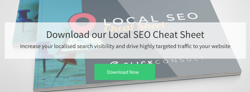 download our local seo cheat sheet