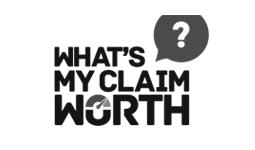 what's my claim worth logo
