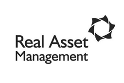 real asset management logo