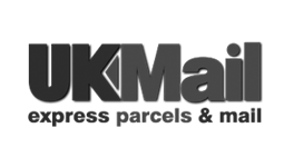 UK Mail express parcels and mail