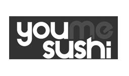 you me sushi logo