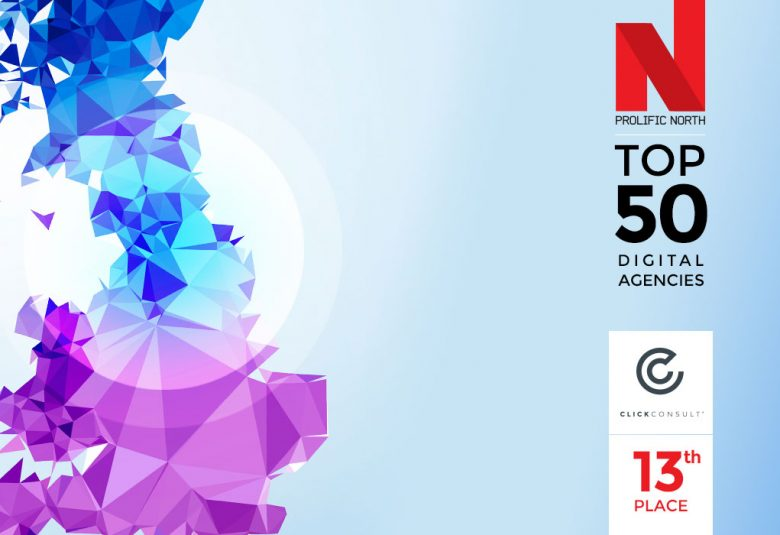 prolific north top 50 digital agencies