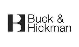buck & hickman logo