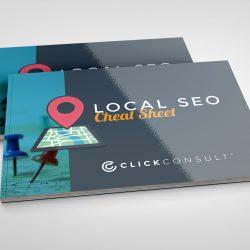 Local Seo Cheat Sheet