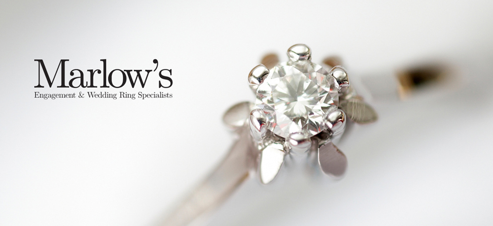Marlow's Diamonds Organic Search Campaign and website