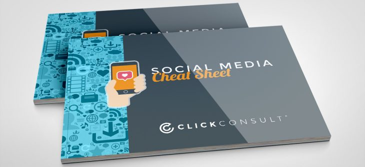social media cheat sheet image