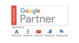 Google Premier Partner Click Consult