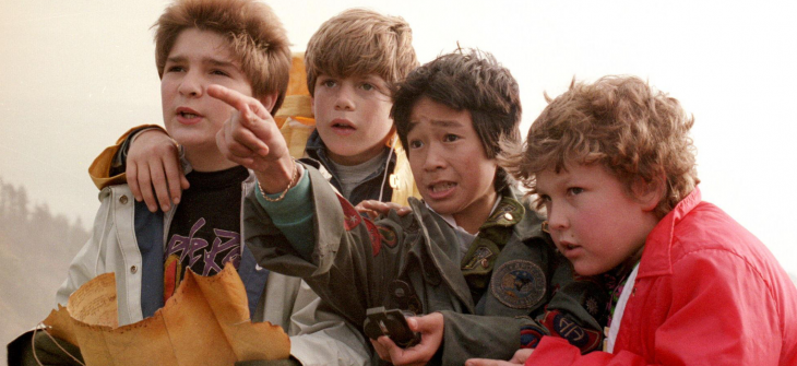 Goonies for grown ups