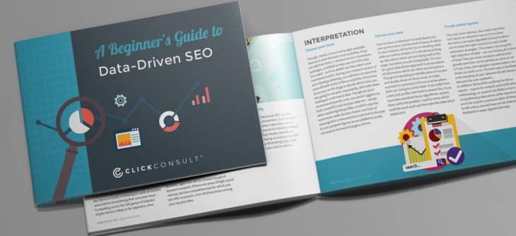 A Beginner's guide to data-driven SEO