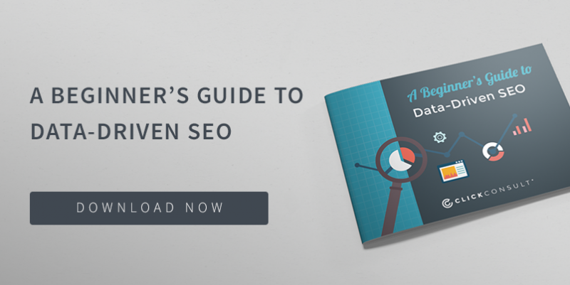 Data-Driven SEO Download