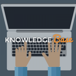 Knowledge Base Header
