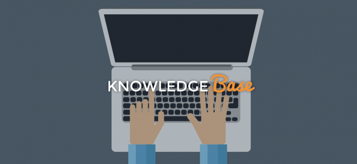 Knowledge Base Header