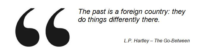LP Hartley Quote