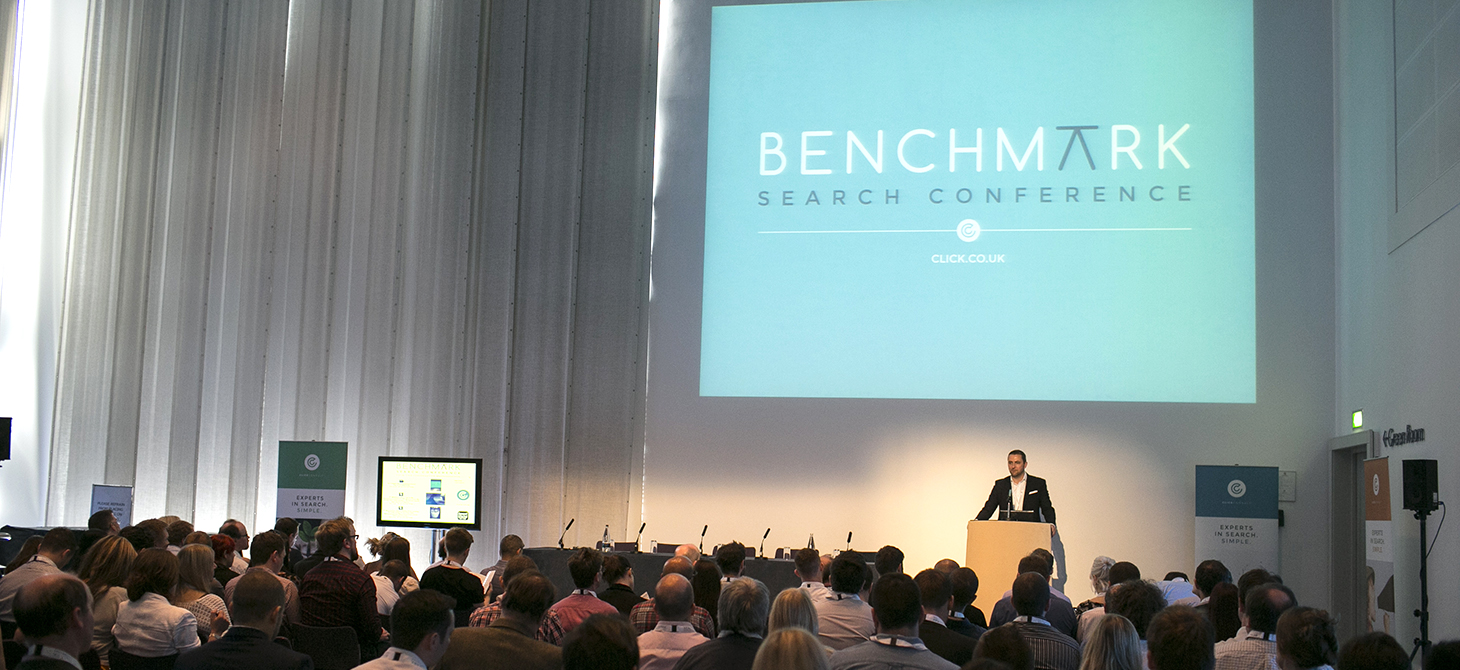 Benchmark Search Marketing Conference