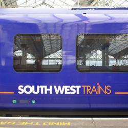 South West Trains image