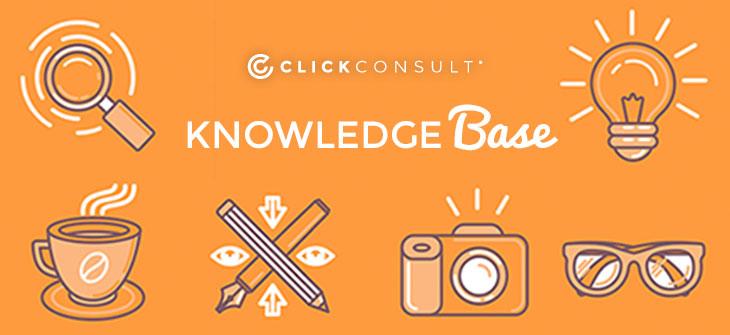 Content Marketing Knowledge Base Header