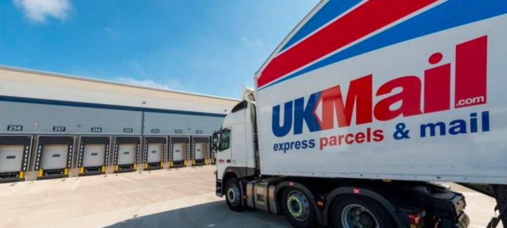 UK Mail BRANDED TRUCK Header IMAGE