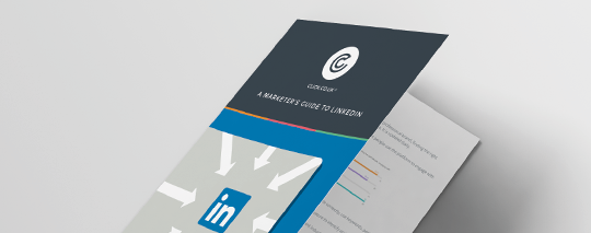 marketers guide to linkedin download image