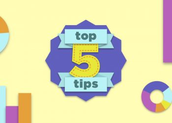 top 5 tips for creating infographics