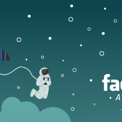 Facebook at a Glance – an infographic from Click Consult