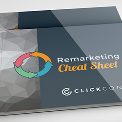 Remarketing cheat sheet