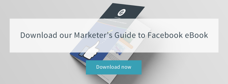 Marketer's Guide to Facebook eBook