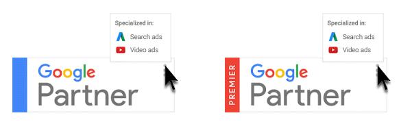 Google Partner Logos