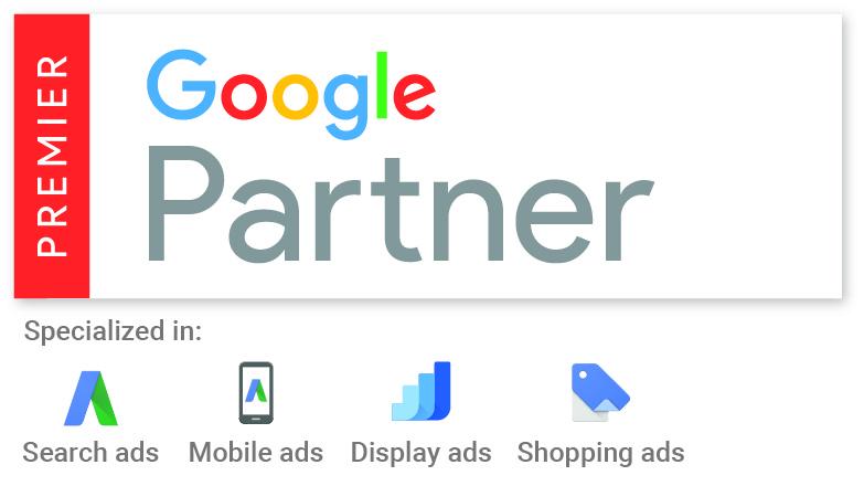 Click Consult Google Partner Logos