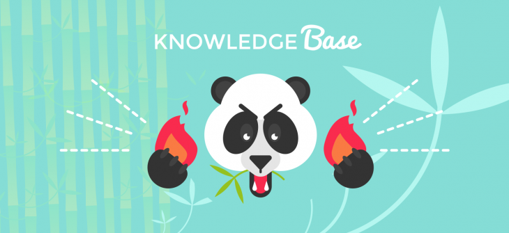 avoid the wrath of google panda header image