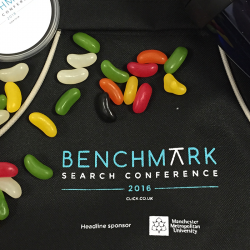 Pearls of wisdom from the Benchmark Search Conference 2016