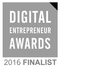 digital entrepreneur of the year awards 2016