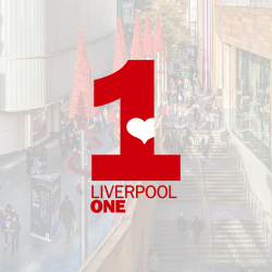 We've been selected by Liverpool ONE