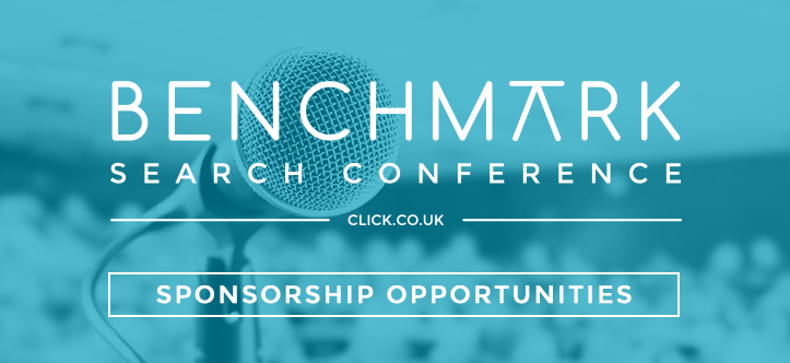 Sponsorship opportunities - Benchmark Search Conference