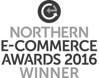 Northern eCommerce Award Win Logo