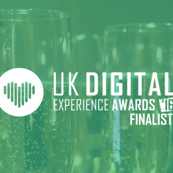 Click Consult up for 5 Digital Experience Awards