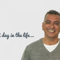 A day in the life of Lee Mason, Business Development Manager