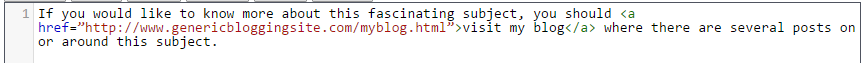 text-link-code-example
