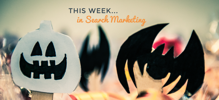 this week in search marketing header