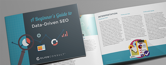 beginners guide to data driven SEO