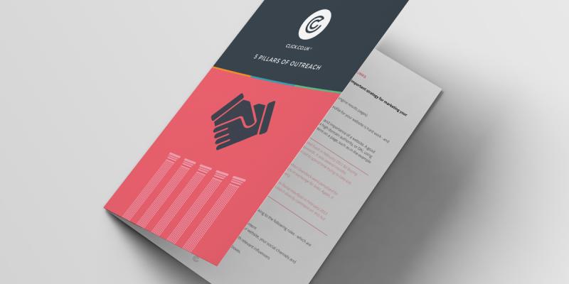 5 Pillars of Outreach ebook