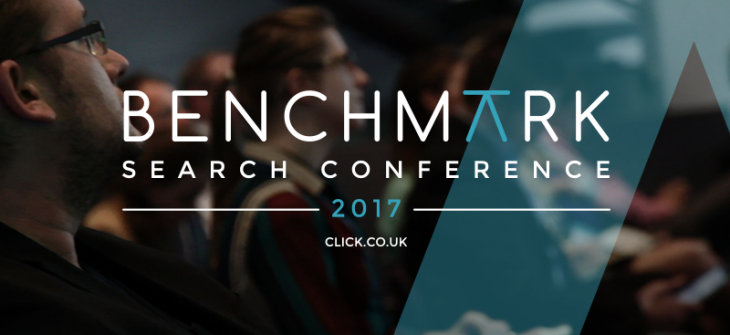 Benchmark conference 2017 header image