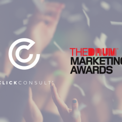 Click Consult nominated for Marketing Agency of the Year at the Drum Marketing Awards 2017