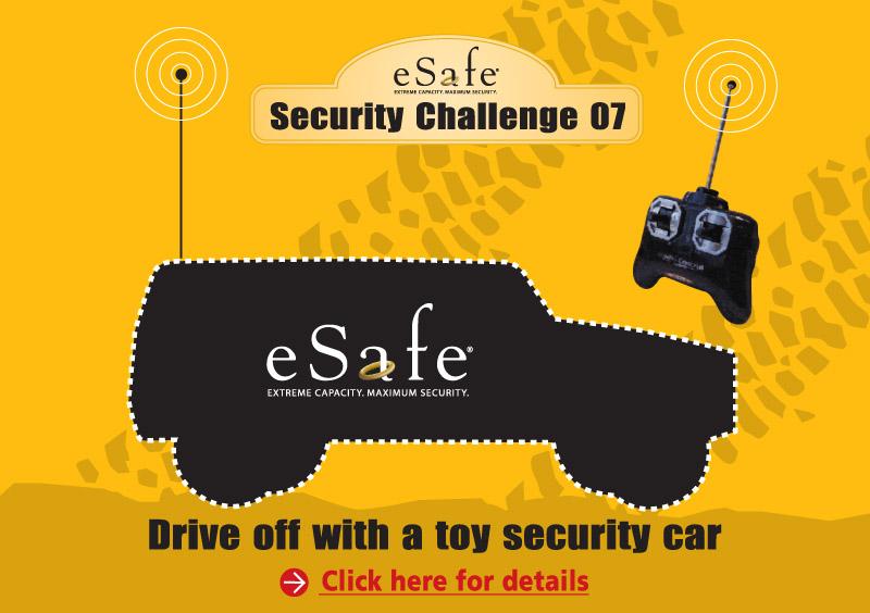 securit challenge logo