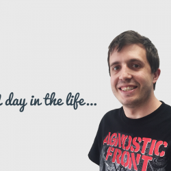 A day in the life of Tom Bodington, Delivery Executive