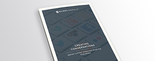 Creating Conversations eBook - Content Marketing Boxset