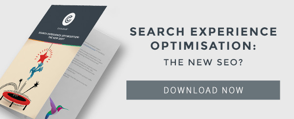 download search experience optimisation ebook